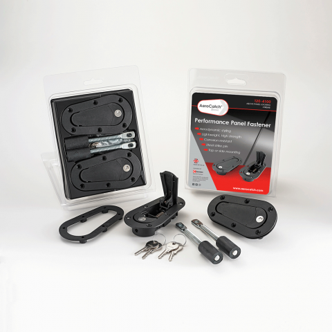 AeroCatch 120-4100 Xtreme Above Panel Locking Kit