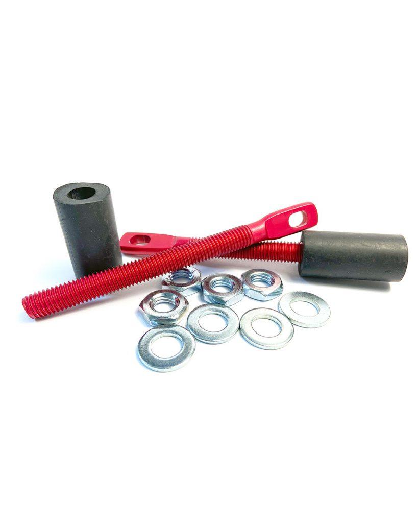 Aluminium Strike Pin Kit