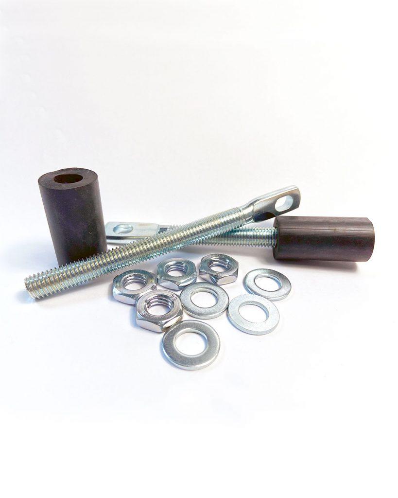 Steel Strike Pin Kit